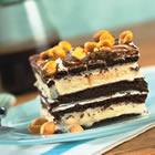Hot Fudge Ice Cream Bar Dessert picture