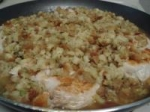 Skillet Chicken, Stuffing and Gravy picture