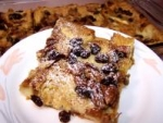Amaretto Raisin Oven-Baked French Toast picture