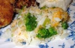 Green Rice (Broccoli, Cheese, and Rice Casserole) picture
