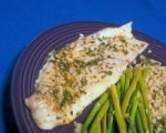 Baked Haddock picture
