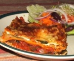 Three Cheese Spinach Lasagna picture