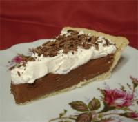 Chocolate Dream Pie picture