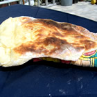 indian naan picture