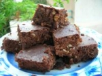 Microwave Brownies picture