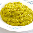 indian saffron rice picture