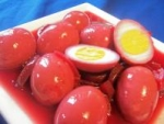 Red Beet Eggs picture
