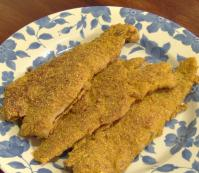 Crispy Oven-Fried Cod Fish picture