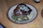 Blue Cheese T-Bone Steaks picture