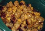 Sweet & Sour Meatballs picture
