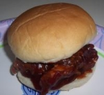 Pork (Or Beef) on a Bun picture