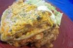 Crockpot Enchilada Stack picture