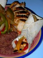 Chicken Fajitas picture
