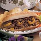 Italian Beef Hoagies picture