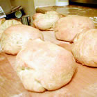 italian bread bowls picture