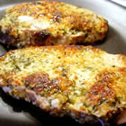 italian breaded pork chops picture