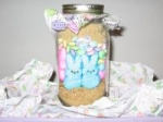 Easter Bunny S'mores in a Jar picture