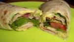 Turkey, Bacon & Guacamole Wrap picture