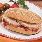 Italian Pork Hoagies picture