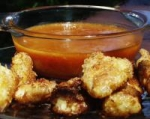 Crispy Chicken With Sweet & Sour Dipping Sauce picture