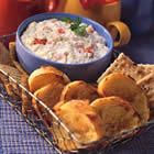 Jacksonville Crab & Arti-'don't choke' Spread picture