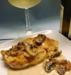 Lemon Pepper-Tarragon Chicken With Sour Cream, Mushroom and Wine picture