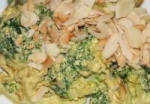 Spicy Broccoli With Almonds picture