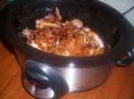 Crockpot Barbequed BBQ Ribs picture