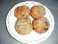 Magickal Banana Apple Raisin Oatmeal Bran Muffins picture