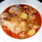 jenny's cuban-style slow-cooker chicken fricassee picture