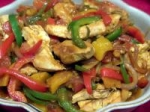 Ginger Chicken Stir-Fry picture