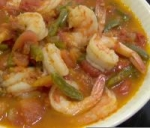 Mexican Shrimp in Green Bean Sauce picture