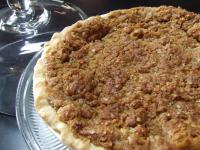 Apple-Cinnamon Crumble Pie picture