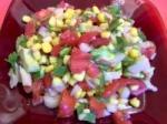 Avocado, Tomato & Corn Salad/Salsa picture