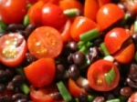 Black Beans and Tomatoes in Balsamic picture