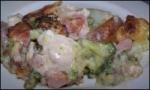 Chicken Cordon Bleu Casserole picture