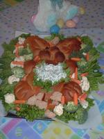 Bunny Bread W/Dip in Tummy! picture