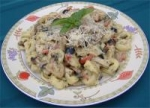 Pesto-Alfredo Cheese Tortellini W/ Grilled Chicken picture