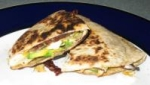 Portobello & Sundried Tomato Quesadilla picture