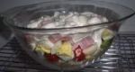 After Easter Layered Salad picture