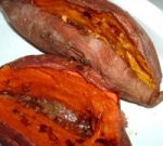 Kicked up Baked Sweet Potatoes picture