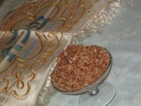 Traditional Haroset for Passover picture
