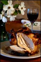 Carolina Rotisserie or Roasted  Apple Chicken picture