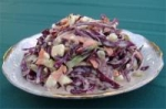Blue Cheese Coleslaw Salad picture