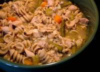 Grandma's Home Made Chicken Noodle Soup picture