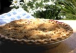 Crumble Berry Pie picture