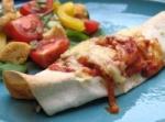 bean and potato enchiladas picture