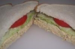 Homestyle Tuna Salad Sandwich picture
