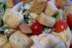 Easy Tortellini Caesar Salad picture