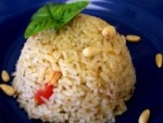 Pesto Rice picture